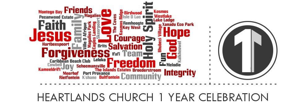 Heartlands 1 Year Celebration
