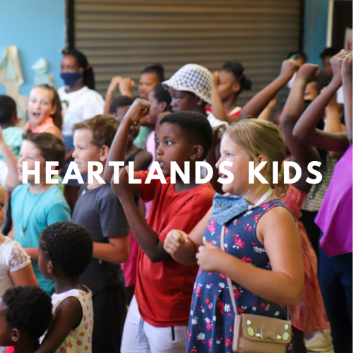 Heartlands Kids and the Armour of God