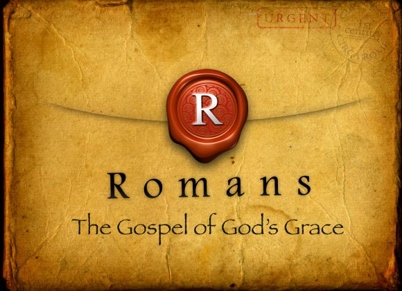 Milan Popovich gave a synopsis of the book of Romans